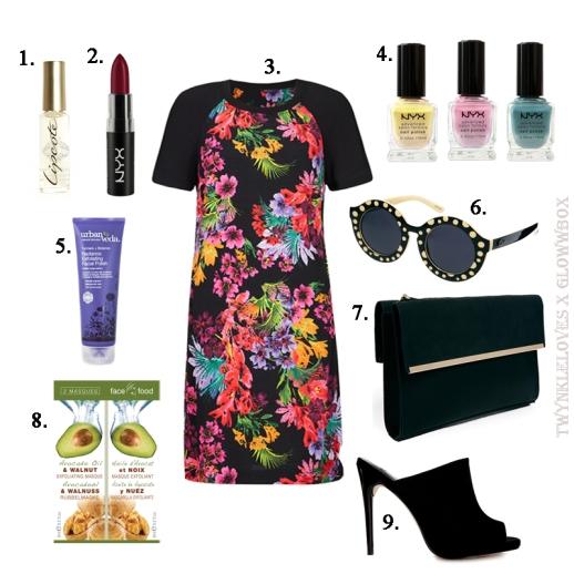 Glowwox May 2014 Edition - Summer Essentials