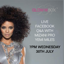 Live Facebook q&a with MIZANI pro Yemi Miles