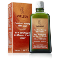 Weleda's Chestnut Toning Bath Soak, £11.95