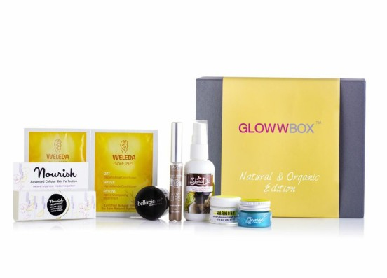Natural and Organic Glowwbox
