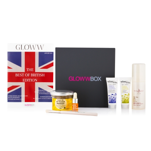 GlowwBox January Edition