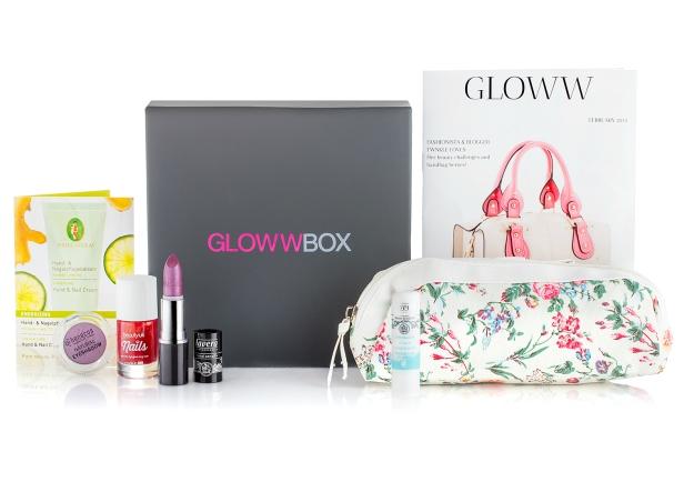 GlowwBox February 2015 Handbag Heroes Edition