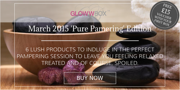 Click here to join and receive your March Pure Pampering GlowwBox