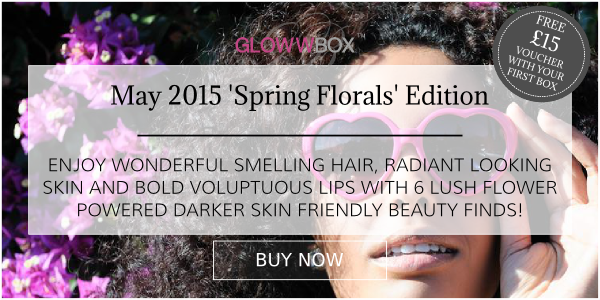 Join us and receive your May Spring Florals GlowwBox