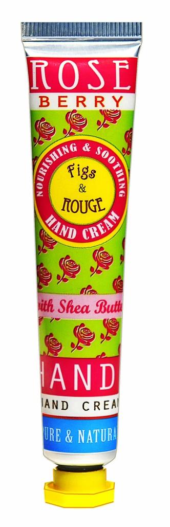 Shea Butter Rose Berry mini
