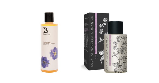 bramley bubbles and lucy annabella oil