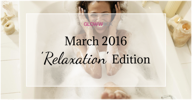 March 2016 Relaxation Edition Update