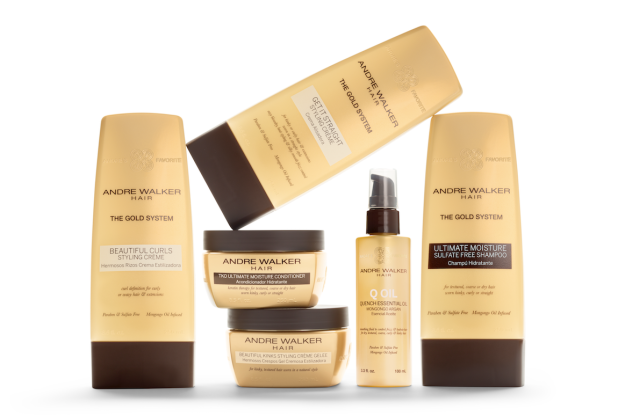 Andre Walker Hair Gold System