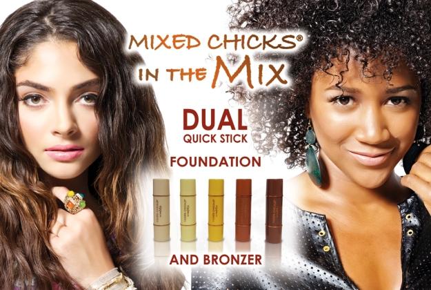 mixed-chicks-make-up-postcard-front
