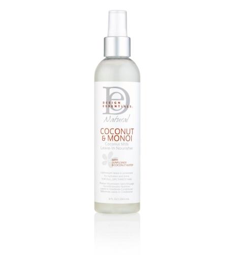 DE Natural C & M Coconut Milk Leave In Nourisher