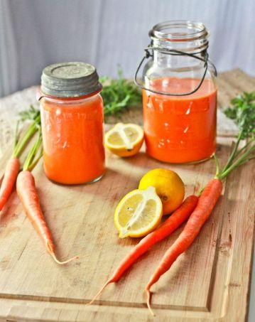 q and a - carrot juice image 2